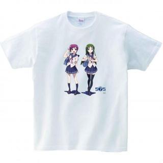 575 カラーTシャツ(L)