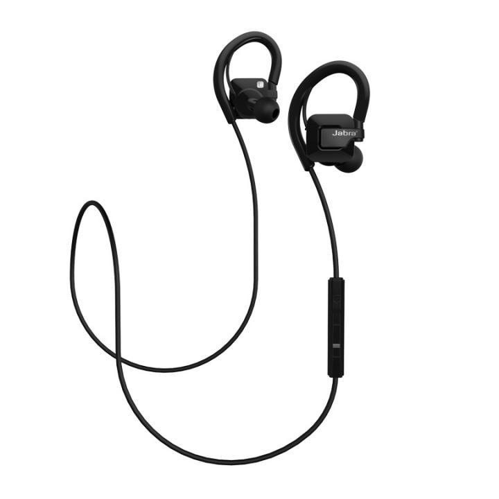超軽量で自然なフィット感 Jabra STEP 防塵・防滴Bluetooth4.0 ヘッドセット_0