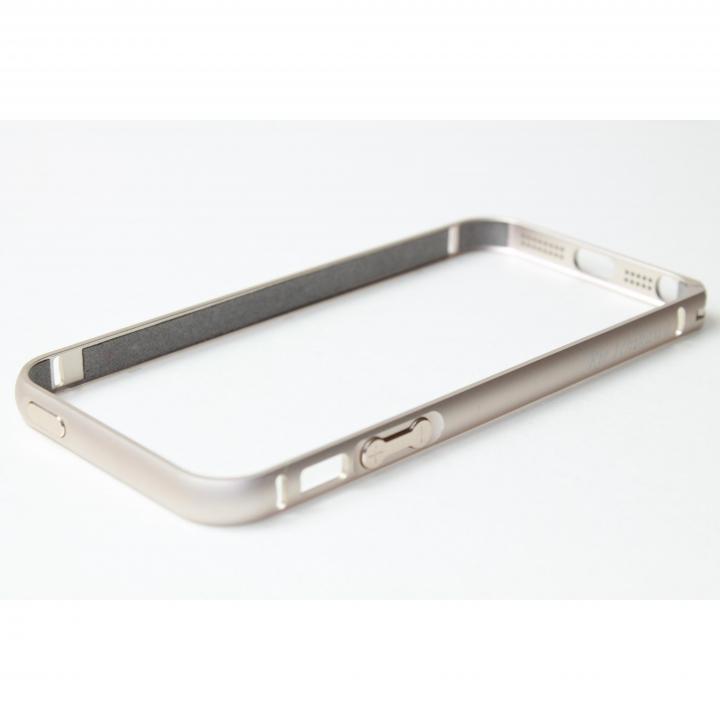 iPhone SE/5s/5 ケース クリスタルアーマー(R) メタルバンパー シャンパンゴールド iPhone SE/5s/5バンパー_0