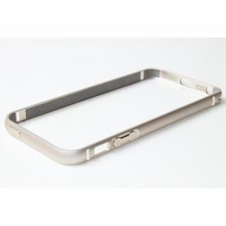 iPhone SE/5s/5 ケース クリスタルアーマー(R) メタルバンパー シャンパンゴールド iPhone SE/5s/5バンパー