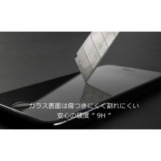 【iPhone SE/5s/5フィルム】[0.33mm]簡単に貼れる 強化ガラス LEOPARD GLASS ウルトラクリア iPhone SE/5s/5_4