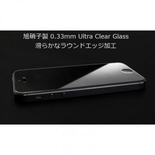 【iPhone SE/5s/5フィルム】[0.33mm]簡単に貼れる 強化ガラス LEOPARD GLASS ウルトラクリア iPhone SE/5s/5_6