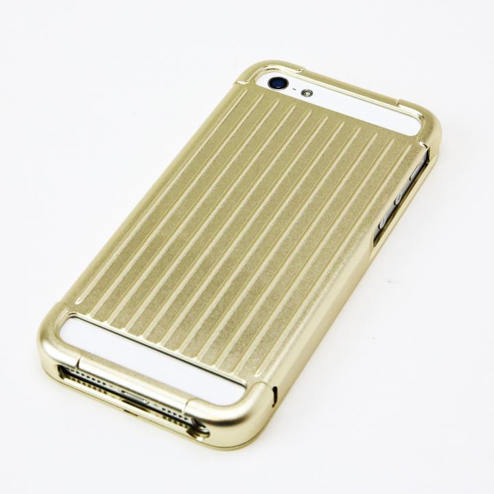 【iPhone SE/5s/5ケース】UM by GRAMAS RM01G (ガラスフィルム付き) iPhone 5s/5ケース_0
