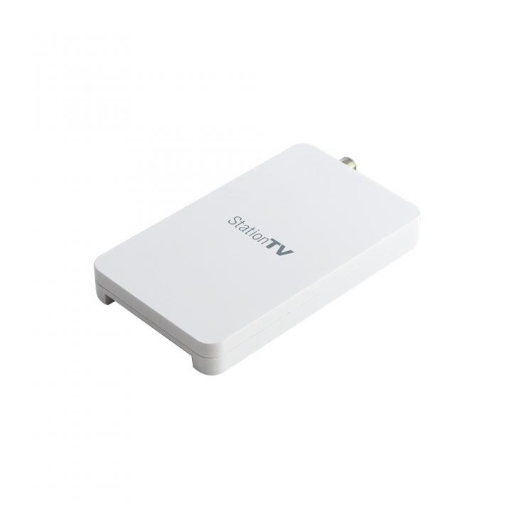 USB接続 テレビチューナー ダブルチューナー ホワイト_0