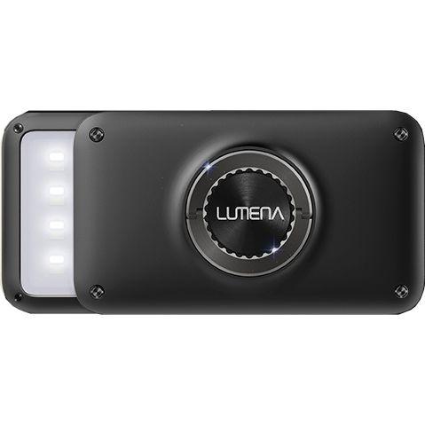 LEDランタン LUMENA(ルーメナー)2 防塵・防水 IP67 メタルグレー【4月中旬】_0