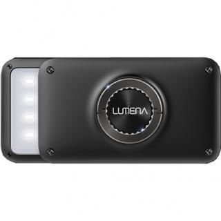 LEDランタン LUMENA(ルーメナー)2 防塵・防水 IP67 メタルグレー【4月中旬】