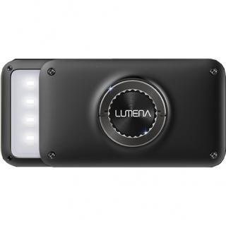 LEDランタン LUMENA(ルーメナー)2 防塵・防水 IP67 メタルグレー