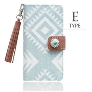 バルス ネイティブデニムケース season2 E Type iPhone 8/7