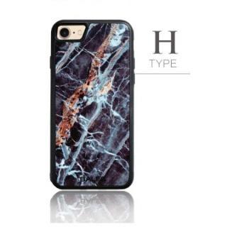 バルス 大理石柄TPUケース H Type iPhone 8/7