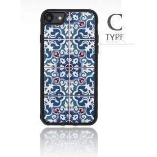 バルス モロッコタイル柄TPUケース iPhone 8/7 C Type