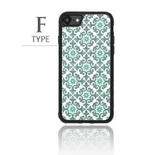 [2018新生活応援特価]バルス モロッコタイル柄TPUケース iPhone 8/7 F Type
