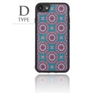 [2018新生活応援特価]バルス モロッコタイル柄TPUケース iPhone 8/7 D Type