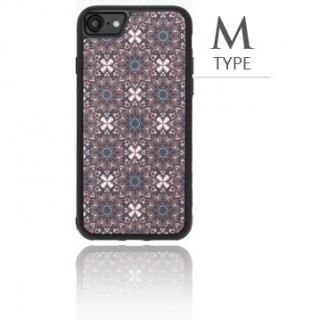 バルス モロッコタイル柄TPUケース iPhone 8/7 M Type