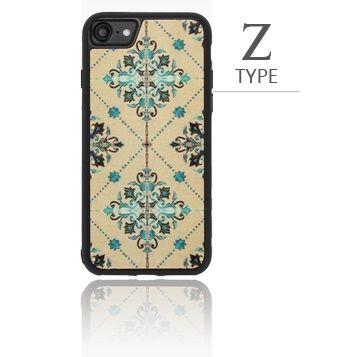 iPhone8/7 ケース バルス モロッコタイル柄TPUケース iPhone 8/7 S Type_0
