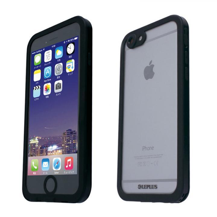 防水・防塵・耐衝撃ケース スリムダイバー iPhone 6s/6 ブラック