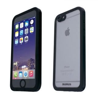 【iPhone6s/6ケース】防水・防塵・耐衝撃ケース スリムダイバー iPhone 6s/6 ブラック