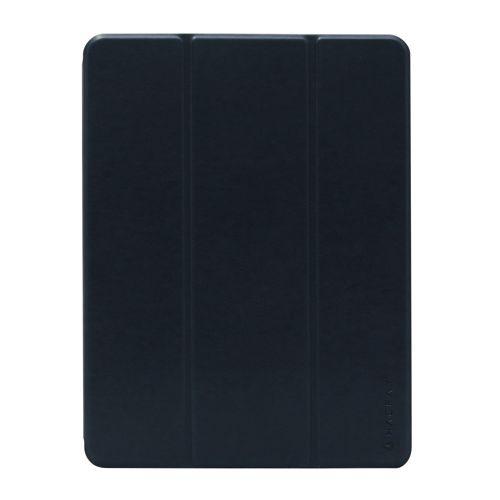 iPad 9.7インチ専用 ペンホルダー付きSmart Filio Case ネイビー_0