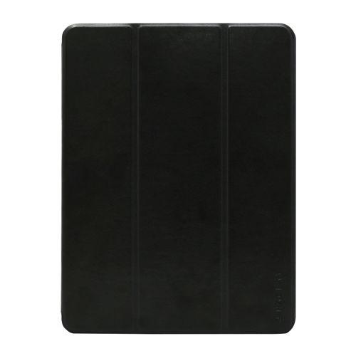 iPad 9.7インチ専用 ペンホルダー付きSmart Filio Case ブラック_0