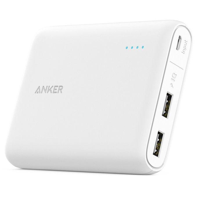 [13000mAh]Anker PowerCore 13000 モバイルバッテリー ホワイト_0