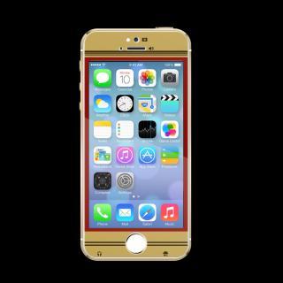 【iPhone SE/5s/5フィルム】[0.4mm]レトロゲーム機風デザイン 液晶保護強化ガラス iPhone5s/5_1