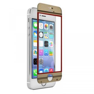 【iPhone SE/5s/5フィルム】[0.4mm]レトロゲーム機風デザイン 液晶保護強化ガラス iPhone5s/5_8