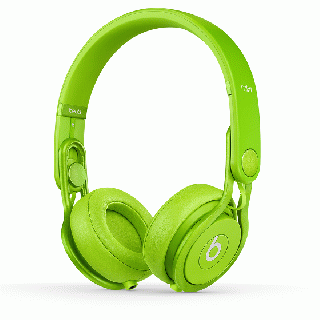 Beats by dr.dre Mixr オンイヤーヘッドフォン - グリーン