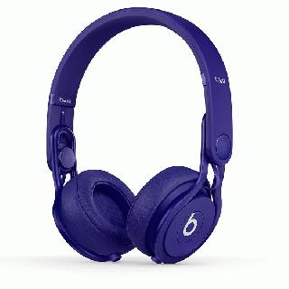 Beats by dr.dre Mixr オンイヤーヘッドフォン - インディゴ