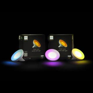 LED設置型 間接照明 Philips Friends of hue Bloom(ブルーム・シングル)
