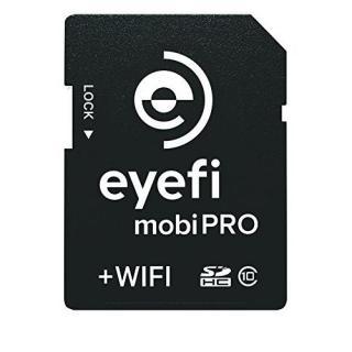 WiFi内蔵SDHCカード Eyefi MobiPRO 32GB