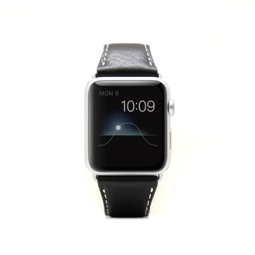 Apple Watch 42mm用バンド  D6 IMBL ブラック_0