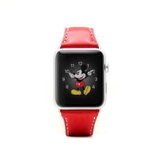 Apple Watch 42mm用バンド  D6 IMBL レッド