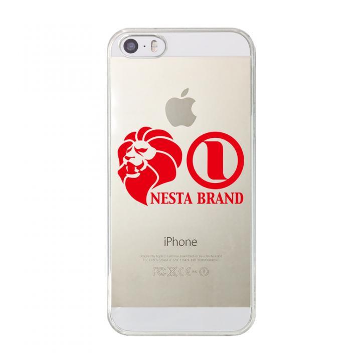 iPhone SE/5s/5 ケース CollaBorn NESTA BRAND コラボクリアケース NESTA_02_CL iPhone SE/5s/5ケース_0