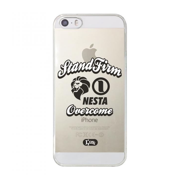 iPhone SE/5s/5 ケース CollaBorn NESTA BRAND コラボクリアケース NESTA_04_CL iPhone SE/5s/5ケース_0