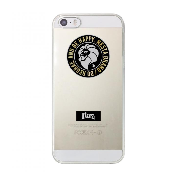 iPhone SE/5s/5 ケース CollaBorn NESTA BRAND コラボクリアケース NESTA_10_CL iPhone SE/5s/5ケース_0