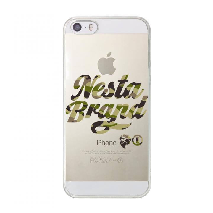iPhone SE/5s/5 ケース CollaBorn NESTA BRAND コラボクリアケース NESTA_09_CL iPhone SE/5s/5ケース_0