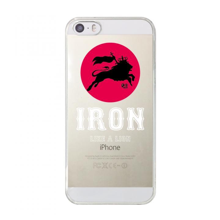 iPhone SE/5s/5 ケース CollaBorn NESTA BRAND コラボクリアケース NESTA_12_CL iPhone SE/5s/5ケース_0