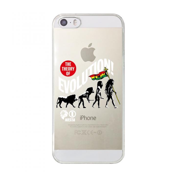 iPhone SE/5s/5 ケース CollaBorn NESTA BRAND コラボクリアケース NESTA_11_CL iPhone SE/5s/5ケース_0