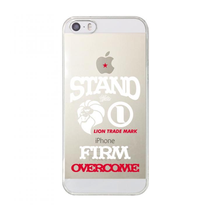 iPhone SE/5s/5 ケース CollaBorn NESTA BRAND コラボクリアケース NESTA_18_CL iPhone SE/5s/5ケース_0