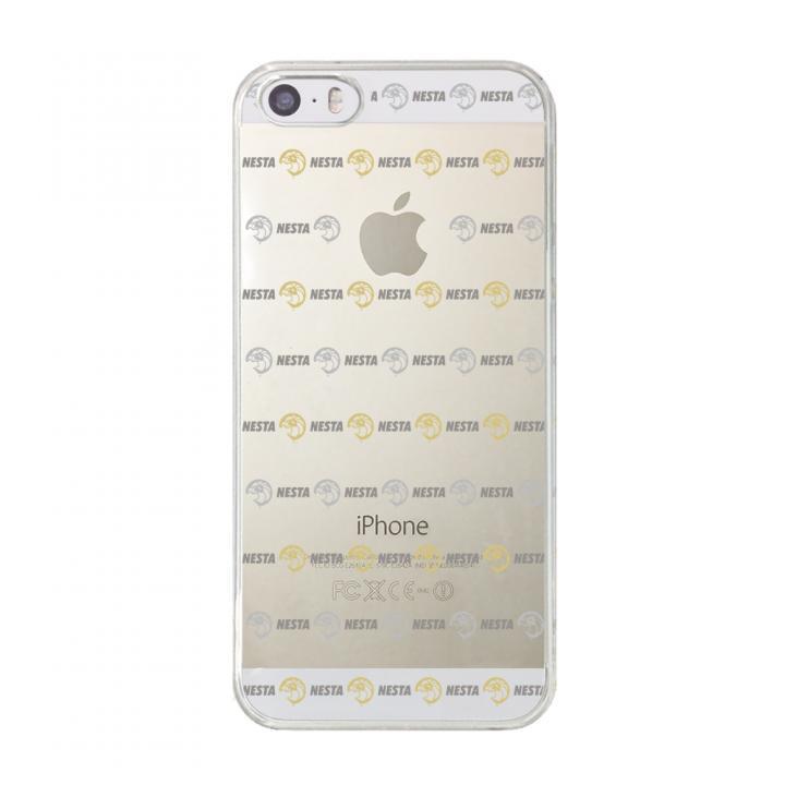 iPhone SE/5s/5 ケース CollaBorn NESTA BRAND コラボクリアケース NESTA_16_CL iPhone SE/5s/5ケース_0
