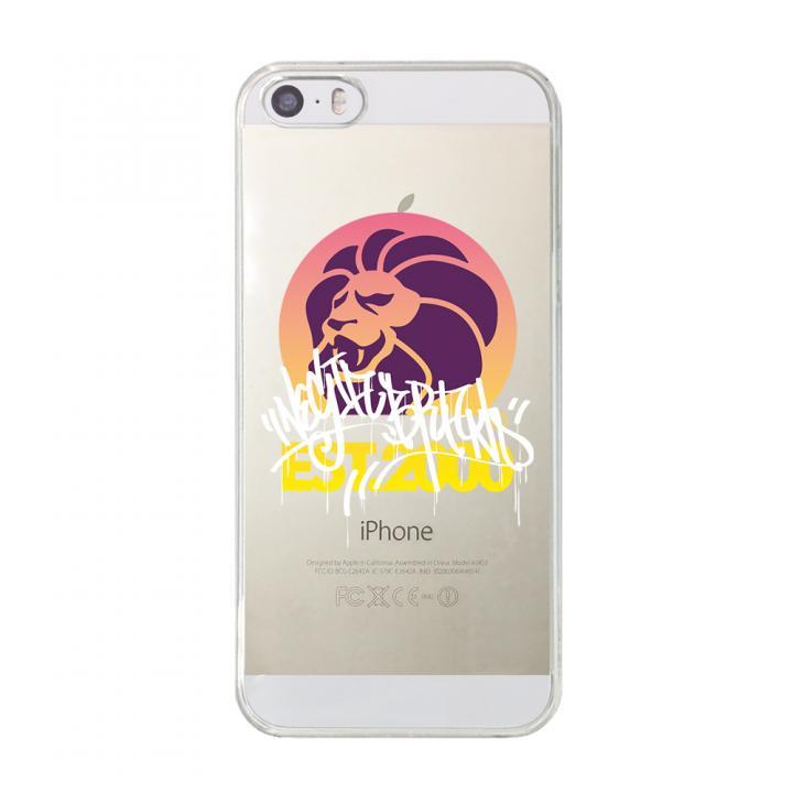 iPhone SE/5s/5 ケース CollaBorn NESTA BRAND コラボクリアケース NESTA_19_CL iPhone SE/5s/5ケース_0
