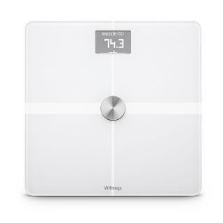 Wi-Fi/Bluetooth対応 体重・体組成計 Withings Body ホワイト