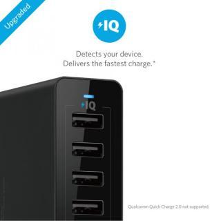 Anker PowerPort 10 60W 10ポート USB急速充電器 ブラック_1