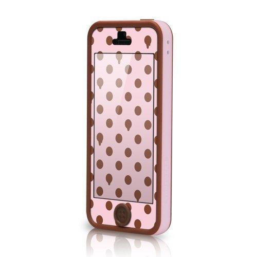 POPTUNE  iPhone 5 Choco Strawberry