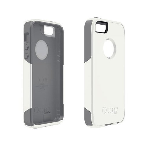 【iPhone SE/5s/5ケース】OtterBox Commuter  iPhone 2012 グレイ_0