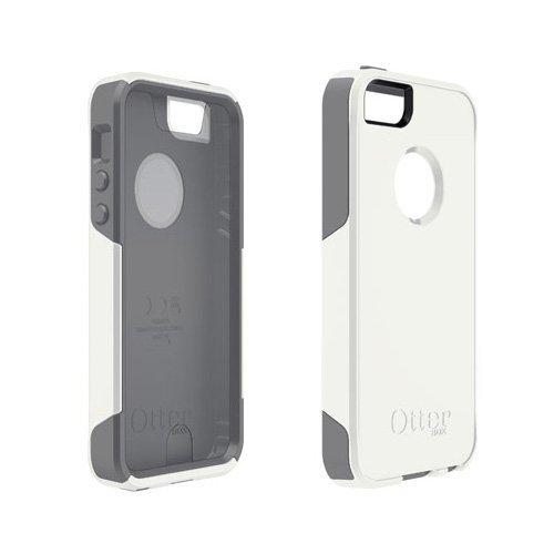 【iPhone SE/5s/5ケース】OtterBox Commuter  iPhone 2012 グレイ_0