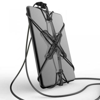 XPORTER NEO ストラップ・ホルダー iPad & タブレット スモーク&ブラック