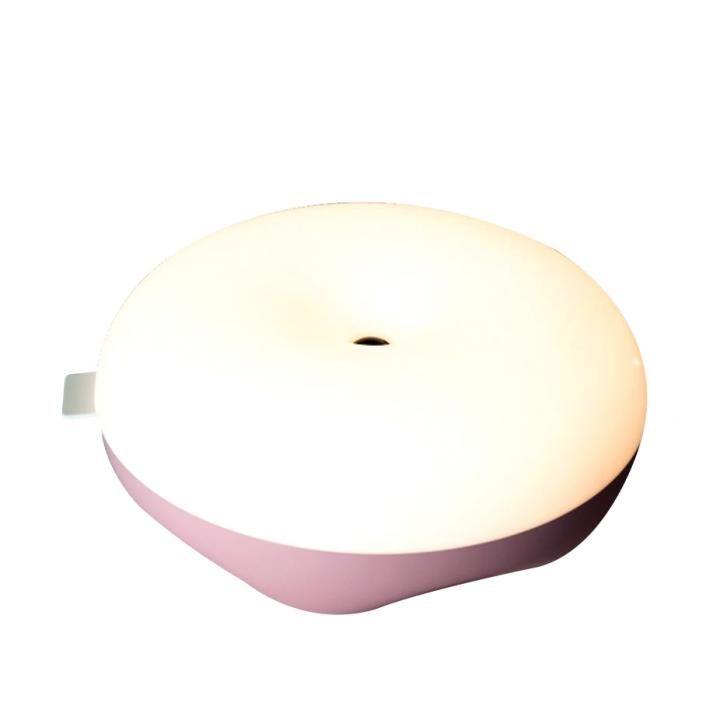 ドーナツライト ピンク