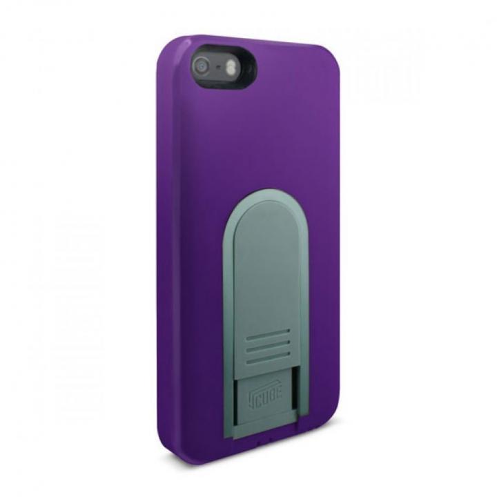iPhone SE/5s/5 ケース X-Guard ケース (パープル) iPhone SE/5s/5ケース_0