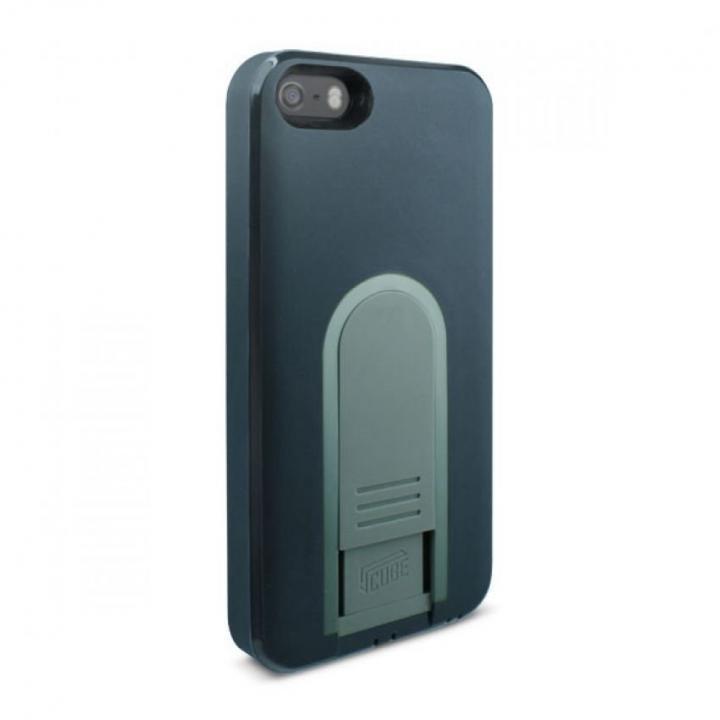 【iPhone SE/5s/5ケース】X-Guard ケース (ブラック) iPhone SE/5s/5ケース_0