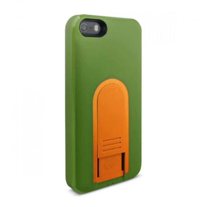 iPhone SE/5s/5 ケース X-Guard ケース (グリーン) iPhone SE/5s/5ケース_0